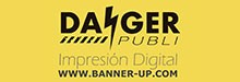Danger Publi - Impresión Digital - Expositores gráficos portátiles